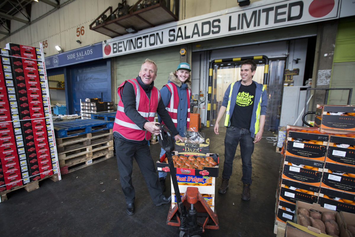 Fruit And Veg Customer Profile April 2017 City Harvest Bevington Salads