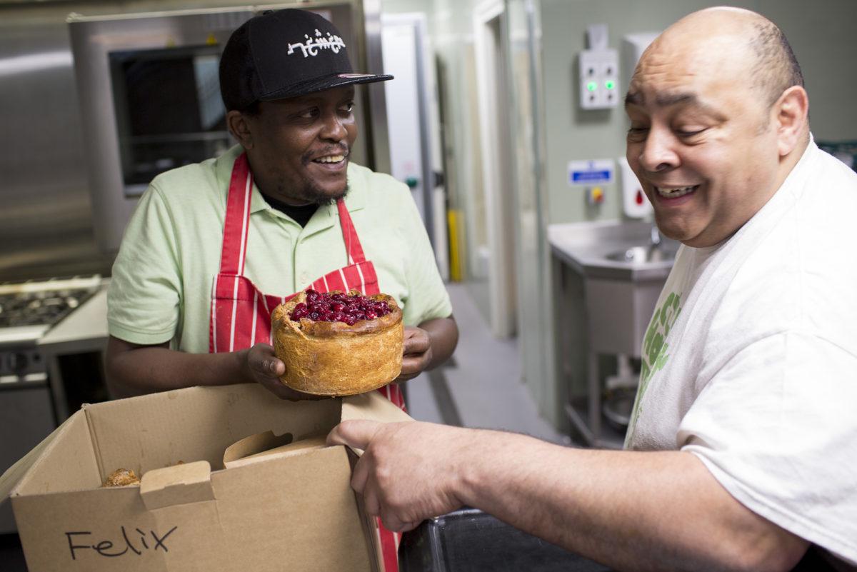 Fruit And Veg Customer Profile April 2017 City Harvest Pie