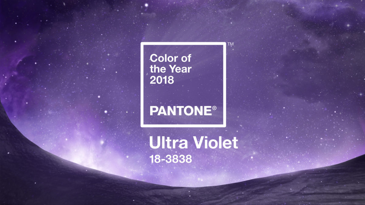 Pantone Color Of The Year 2018 Ultra Violet 18 3838 V2 2800