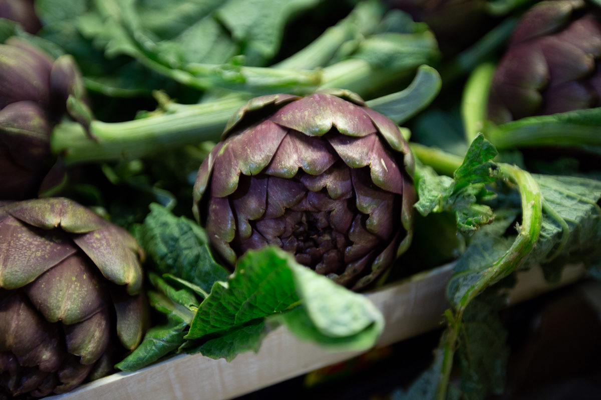 Fruit And Veg Market Report February 2019 Artichokes