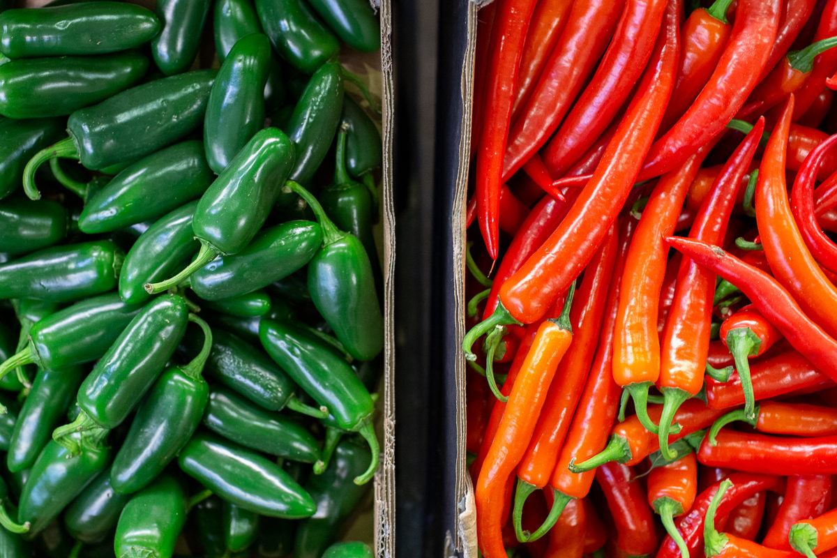 Fruit And Veg Market Report February 2019 Chillies
