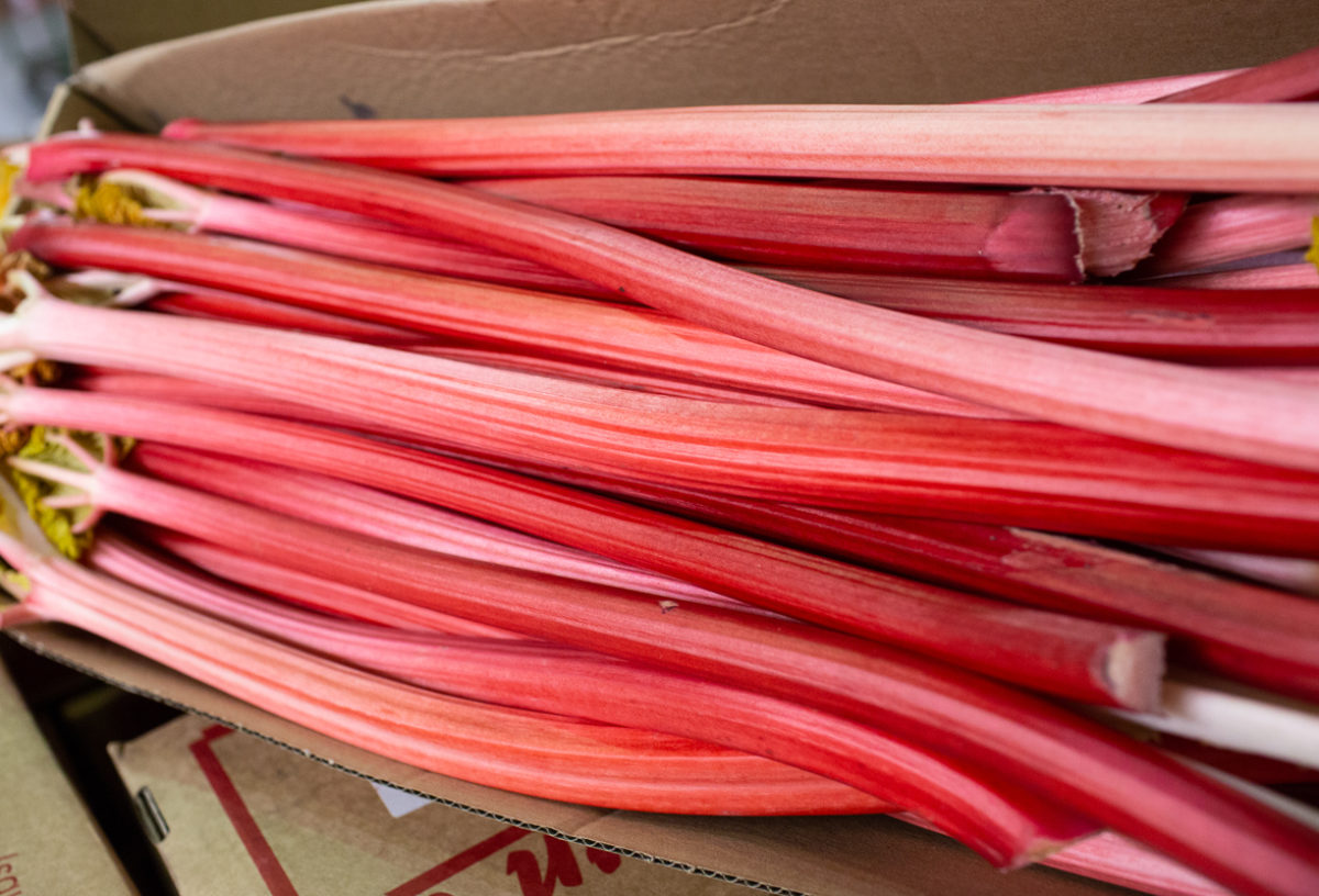 Fruit And Veg Market Report March 2019 Forced Rhubarb
