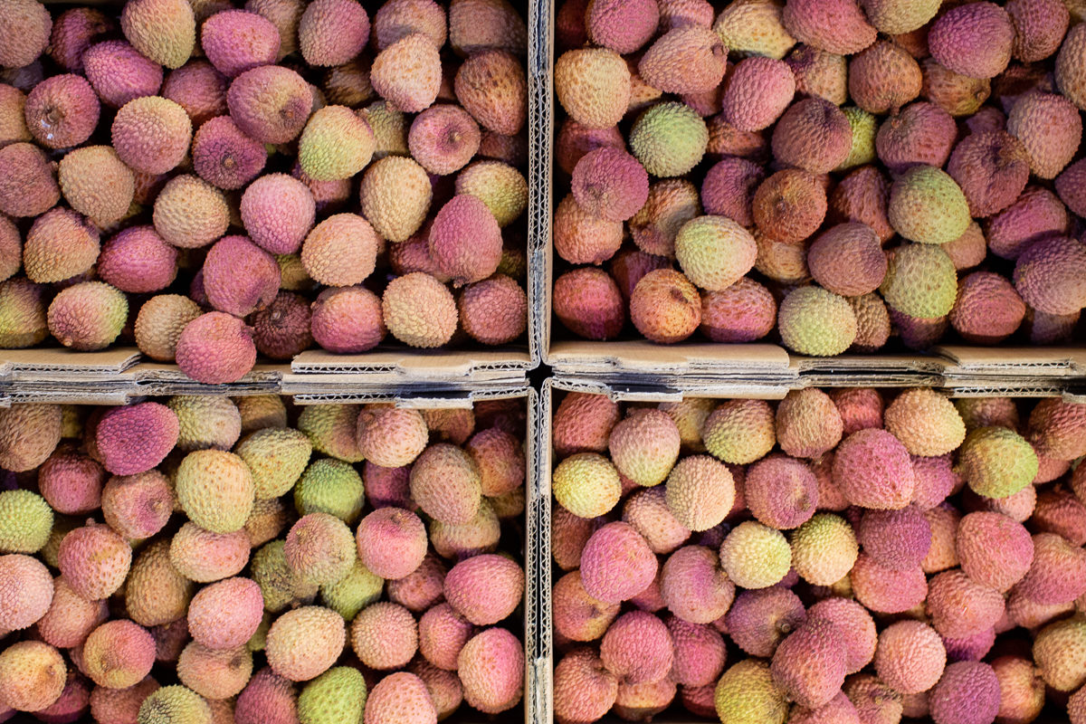 Fruit And Veg Market Report March 2019 Lychees