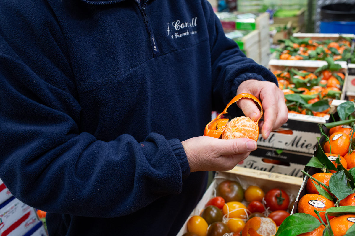 Fruit And Veg Market Report March 2019 Peeling Clems