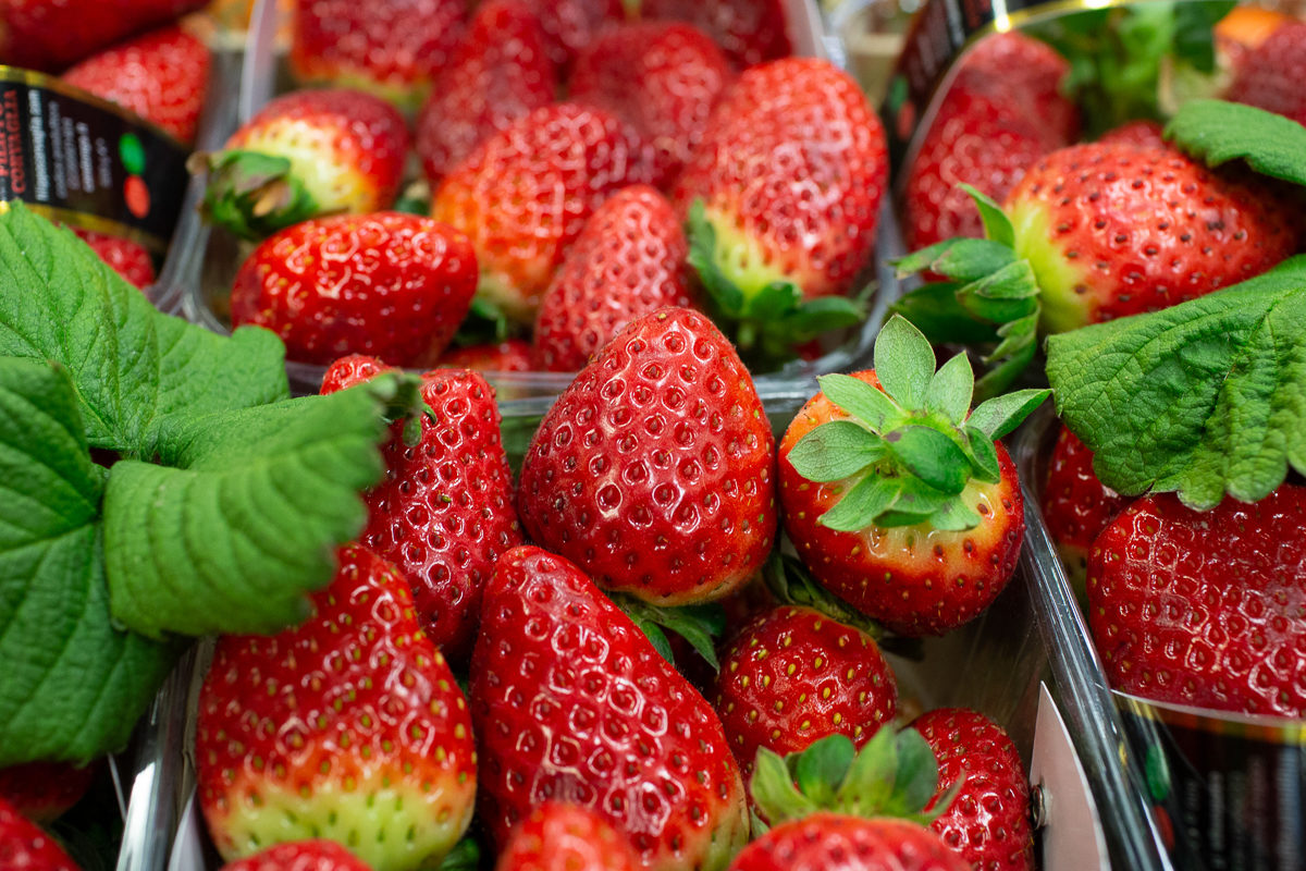 Fruit And Veg Market Report March 2019 Strawberries