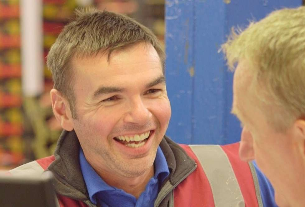 Stories from the market - Damian Fowler