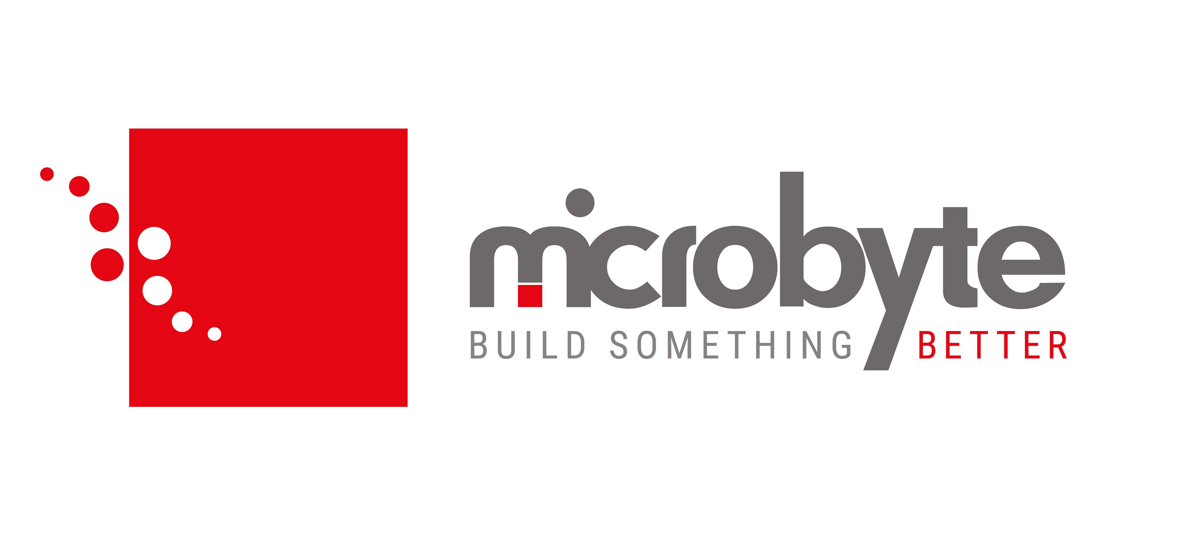 Microbyte Logo Tag
