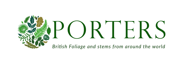 Porters Foliage Logo 2021
