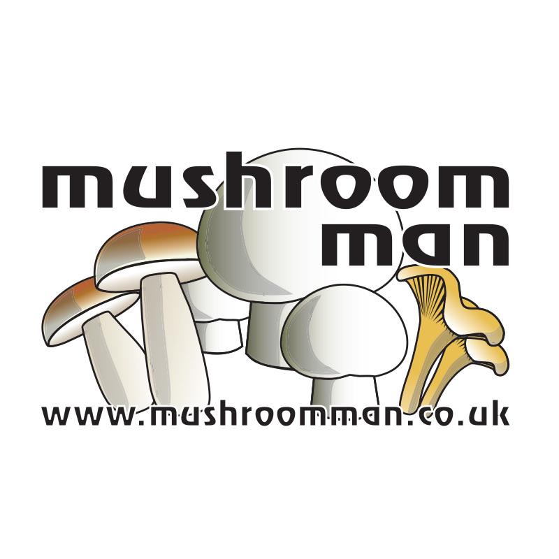 Mushroom Man Logo